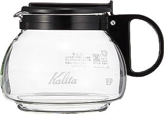Kalita コーヒーメーカー用 102サーバー 600CCブラック