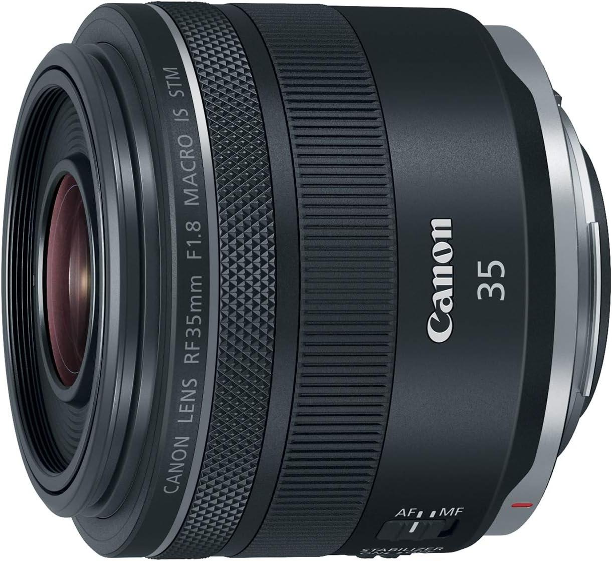 עדשת Canon RF 35mm f/1.8 IS Macro STM