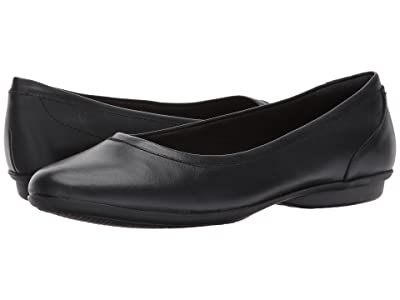 Clarks Gracelin Mara (Black Smooth) Women
