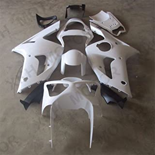 XKH Group Fairing For Kawasaki Ninja ZX6R ZX-6R 636 03 04 2003 2004 Injection ABS Unpainte