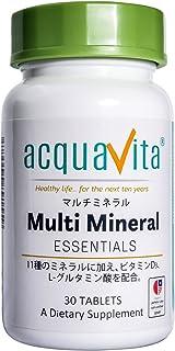 acqua vita(アクアヴィータ)マルチミネラル ESSENTIALS 30粒