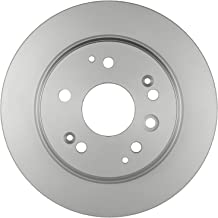 Bosch 26010747 QuietCast Premium Disc Brake Rotor For 2004-2008 Acura TL and 2003-2011 Honda Element; Rear