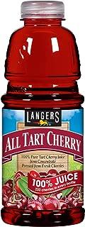 Langers Juice 100% All Tart Cherry, 32 Fluid Ounce (pack Of 6)