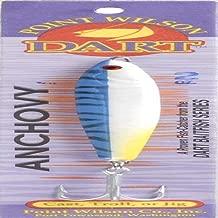 Point Wilson Dart Anchovy Jig, 2-Ounce, Blue Mackerel