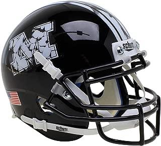 Missouri Tigers Schutt Marble Mini Football Helmet - College Mini Helmets