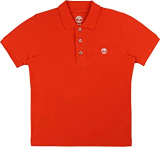 Timberland Kids Short Sleeve Polo