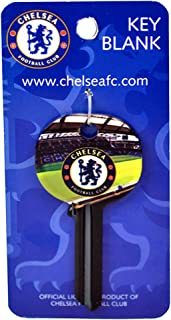 Chelsea FC Official Football Crest Key Blank