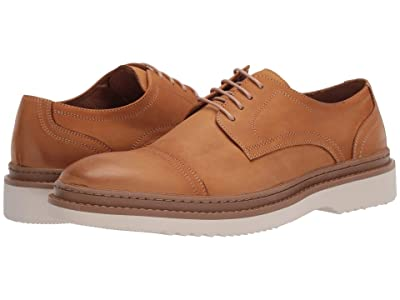 Steve Madden Darbee Oxford (Tan Nubuck) Men