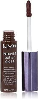 NYX PROFESSIONAL MAKEUP Intense Butter Gloss, Rocky Road, 0.27 Fluid Ounce