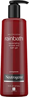 Neutrogena Rainbath Rejuvenating Shower and Bath Gel Pomegranate, 473 milliliters