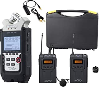 audio recorder zoom h4