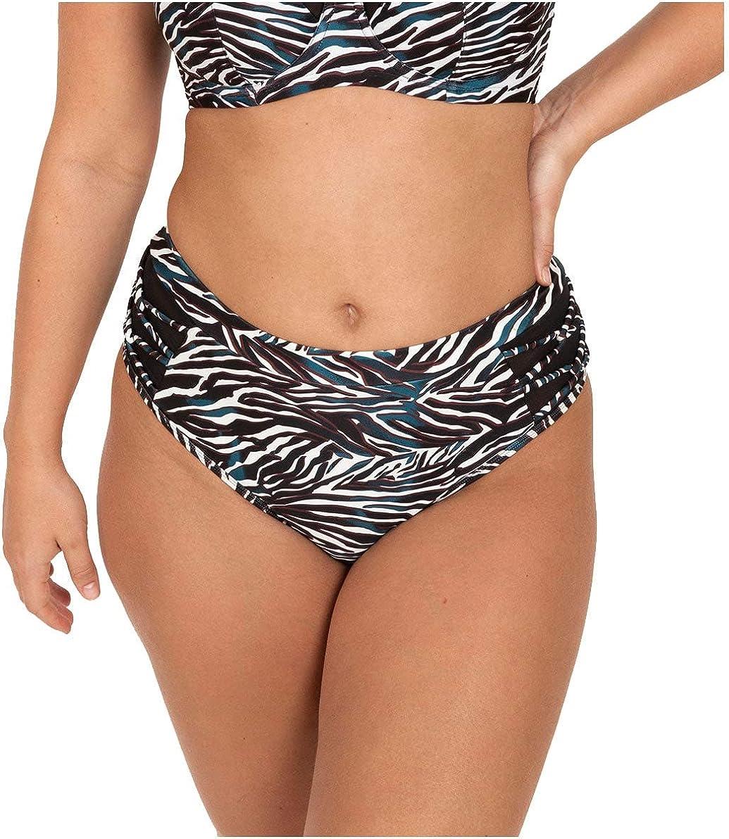 DORINA Mombasa High Waist Brazilian Swim Brief (D000241)