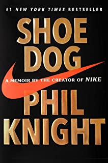 Best shoe dog hardcover Reviews