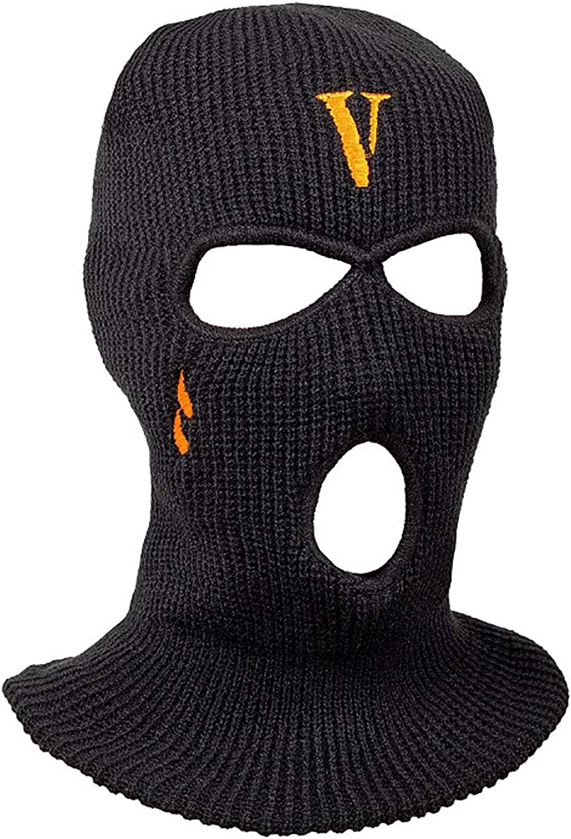 Balaclava Face Mask 3-Hole for Cold Weather, Winter Ski Mask for Men and Women Thermal Cycling Mask MK3