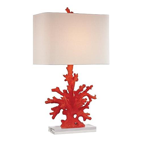 Lamps Coral Color Amazon Com