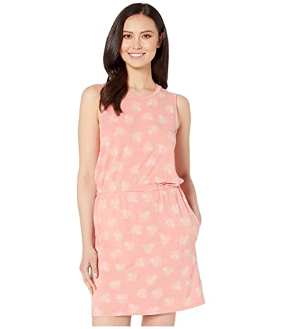 Carve Designs Camila Dress (Peach Fern) Women