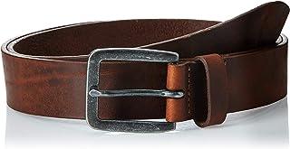 Jack & Jones Victor Leather Belt for Men 105 cm