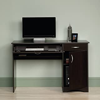 Sauder Beginnings Desk, Cinnamon Cherry finish