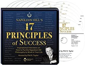 Napoleon Hill's 17 Principles of Success (CD Version - 17 CDs)