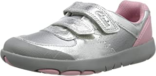 Clarks Rex Quest K, Zapatillas para Niñas