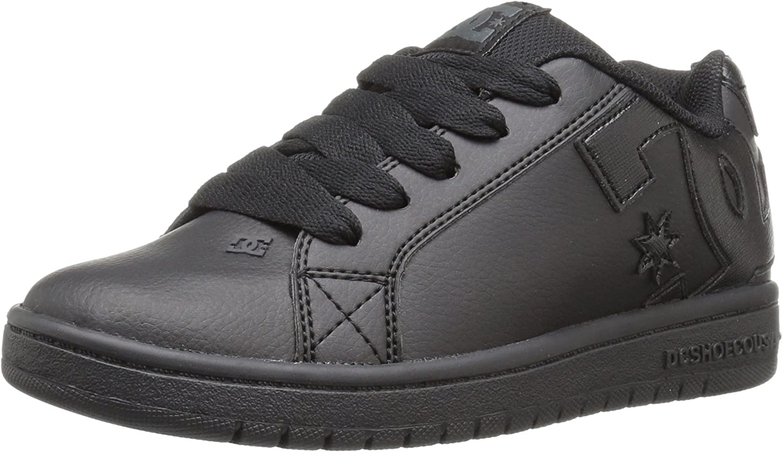 DC Unisex-Child Youth Court Graffik Skate Shoes