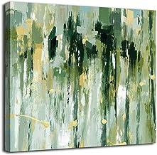Amazon Com Green Abstract Artwork