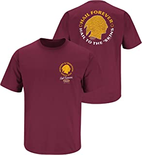 Best hail to the redskins t shirt Reviews