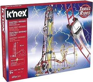 K'nex Cars Thrill Rides, Berg, Russische Electric Inferno, 639 części, od 9 lat (Ref. 41213)