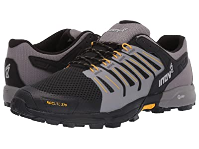 inov-8 RocLitetm 275 (Black/Yellow) Men