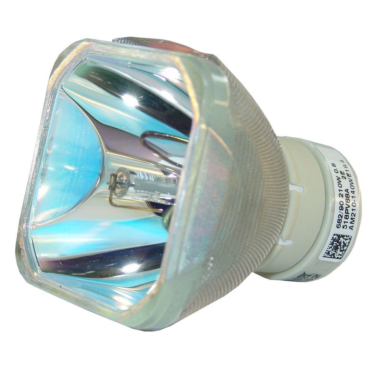 210 Watt Projector Bulb Replacement without cage assembly Projector Bulb