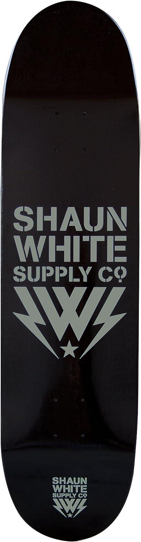 Shaun White Core Series Deck Only, Logo, Grey