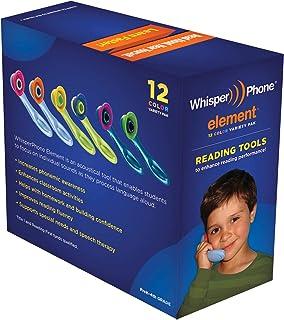 Harebrain WhisperPhone VarietyPak Learning Aid