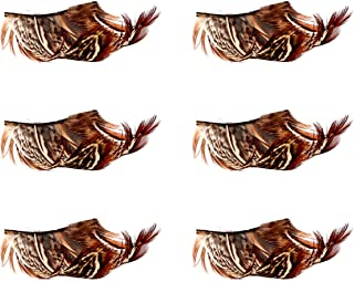 FRCOLOR 3 Paar Volume Wimper Extensions Hybride Wimpers Kleur Valse Wimpers Veer Wimpers Make-Up Lange Wimpers Voor Hallow...