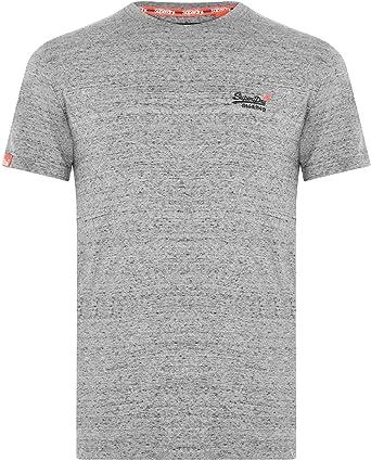 Superdry Men's Orange Label Vintage Emb Tee T-Shirt