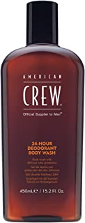 American Crew 24-Hour Deodorant Body Wash 450ml/15.2oz