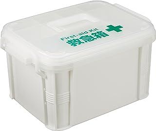 救急箱 ホワイト F-2465