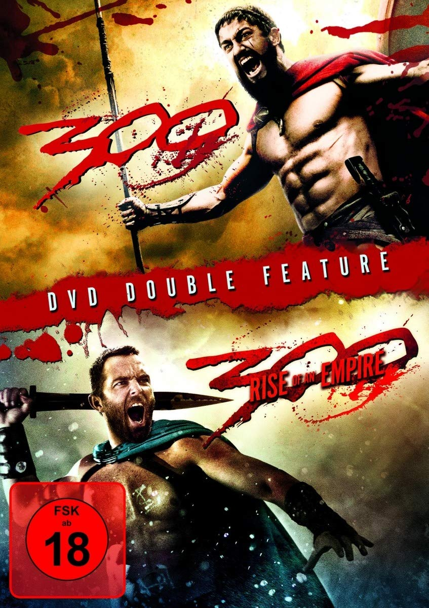 300 & 300 - Rise of an Empire [DVD]