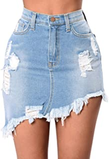 Jean Skirts For Women