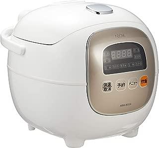 ネオーブ (NEOVE) 炊飯器 3.5合 ホワイト NRM-M35A