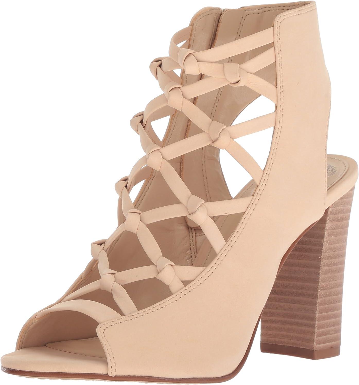 Vince Camuto Womens Stesha Heeled Sandal