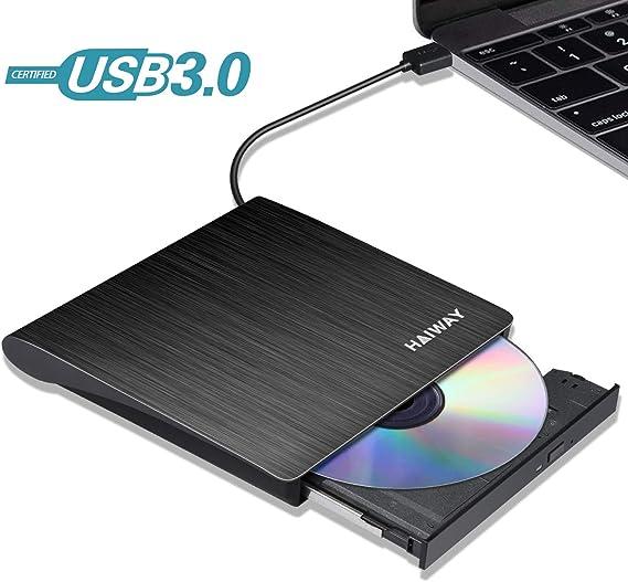 External CD DVD Drive