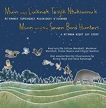 Muin Aqq L'uiknek Te'sijik Ntuksuinu'k: Mi'kmawey Tepkikewey Musikiskey A'tukwaqn = Muin And The Seven Bird Hunters:  A Mi'kmaw Night Sky Story