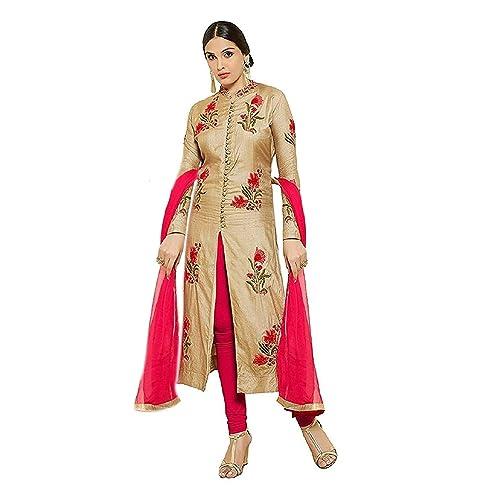 df6a266fd2f Vastrang Sarees Women s Cotton Dupatta (Mastani-Cream Cream and Red Free  Size)