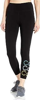 Calvin Klein Women's Triple Logo High Waist 7/8 Legging