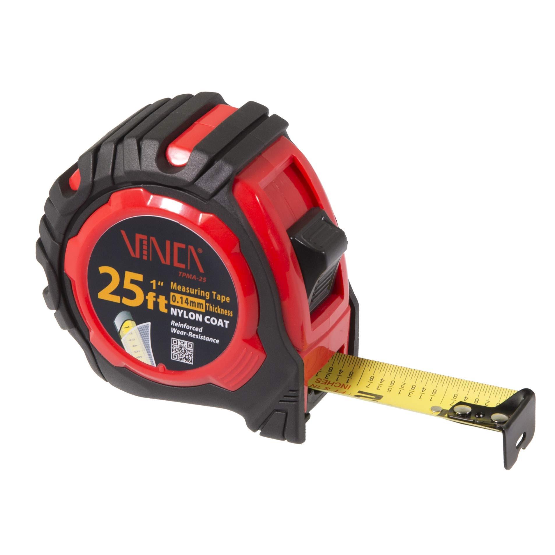 VINCA TPMA 25 Measure Visibility Marking