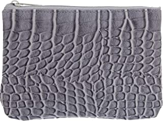 Maddy Croc Emboss Small Pouch