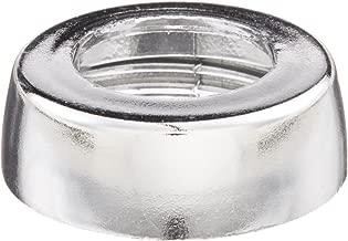 Hirschmann 9903802 Retainer Ring Union Nut, Chrome
