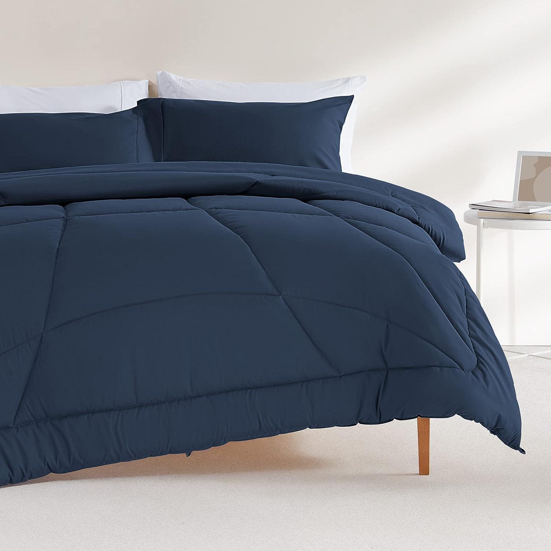 SLEEP Sales ZONE Bedding Over item handling ☆ Comforter Duvet Fluffy Microfiber Warm Insert