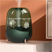 Household Humidifier, Silent, Air-Conditioned Room, Bedroom, Small Aromatherapy, Purification, Heavy Fog