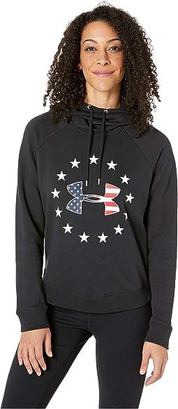 Freedom Logo Favorite Hoodie